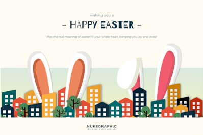 Wishing You a Happy Easter 2018!