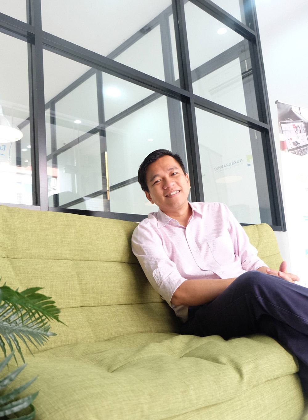 Hans Hendrady, CEO and Founder